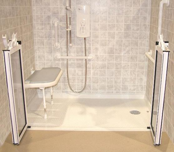 Home Solutions USA_Barrier Free Shower3