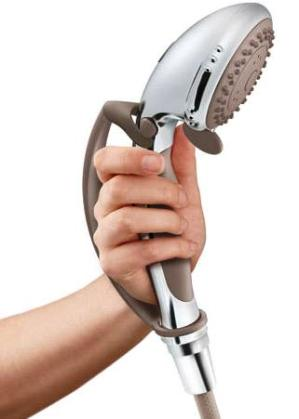 Hand Held Shower Control_Home Solutions USA