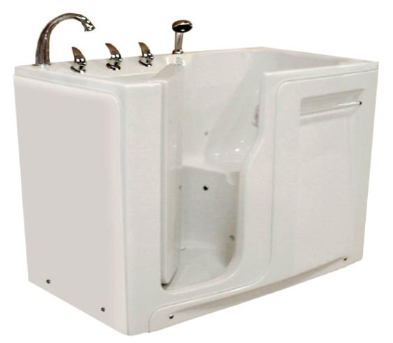 In-Swing Walk in Tub_Home Solutions USA