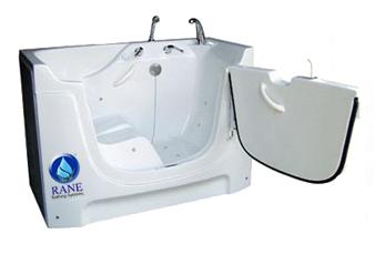 Walk in Tub with Out Swing Door_Home Solutions USA